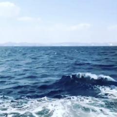 オホーツク海^_^