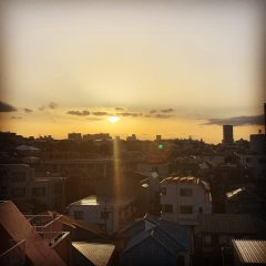 早起き^_^